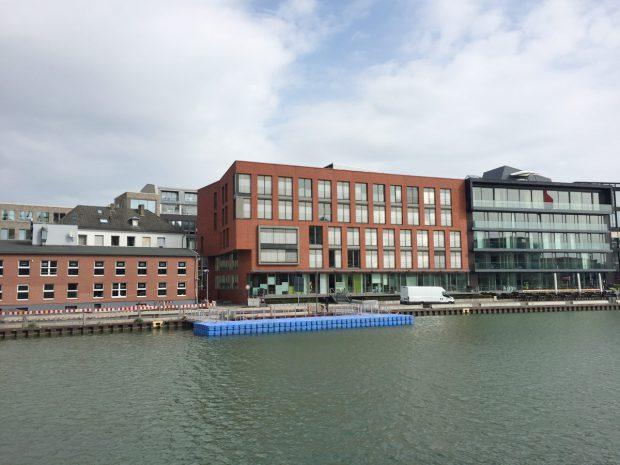 Jetfloat Ponton Münster