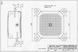 Плавучие понтонные элементы JETfloat